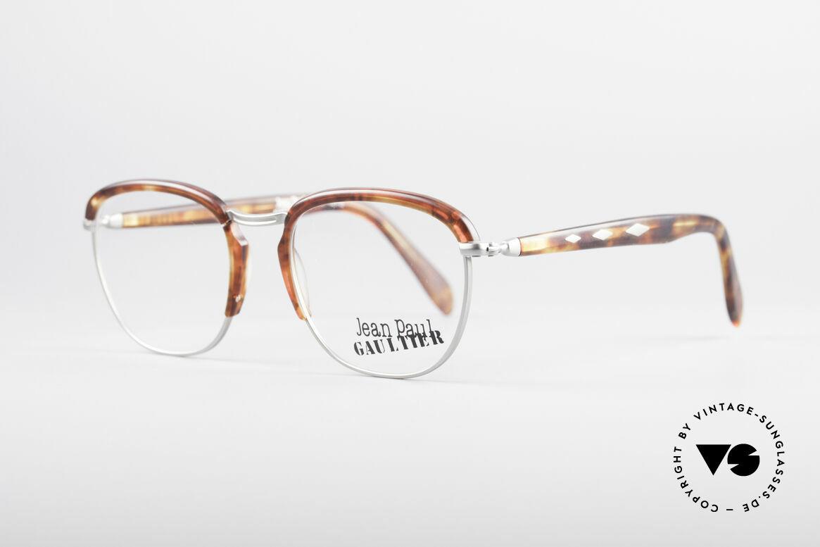Jean Paul Gaultier 55-1273 90er Vintage Brille