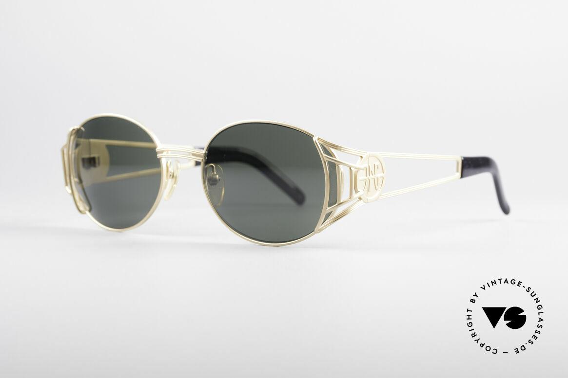 """Jean Paul Gaultier 58-6102 Steampunk Designer Brille, heutzutage oft als """"STEAMPUNK-Brille"""" bezeichnet, Passend für Herren und Damen"""