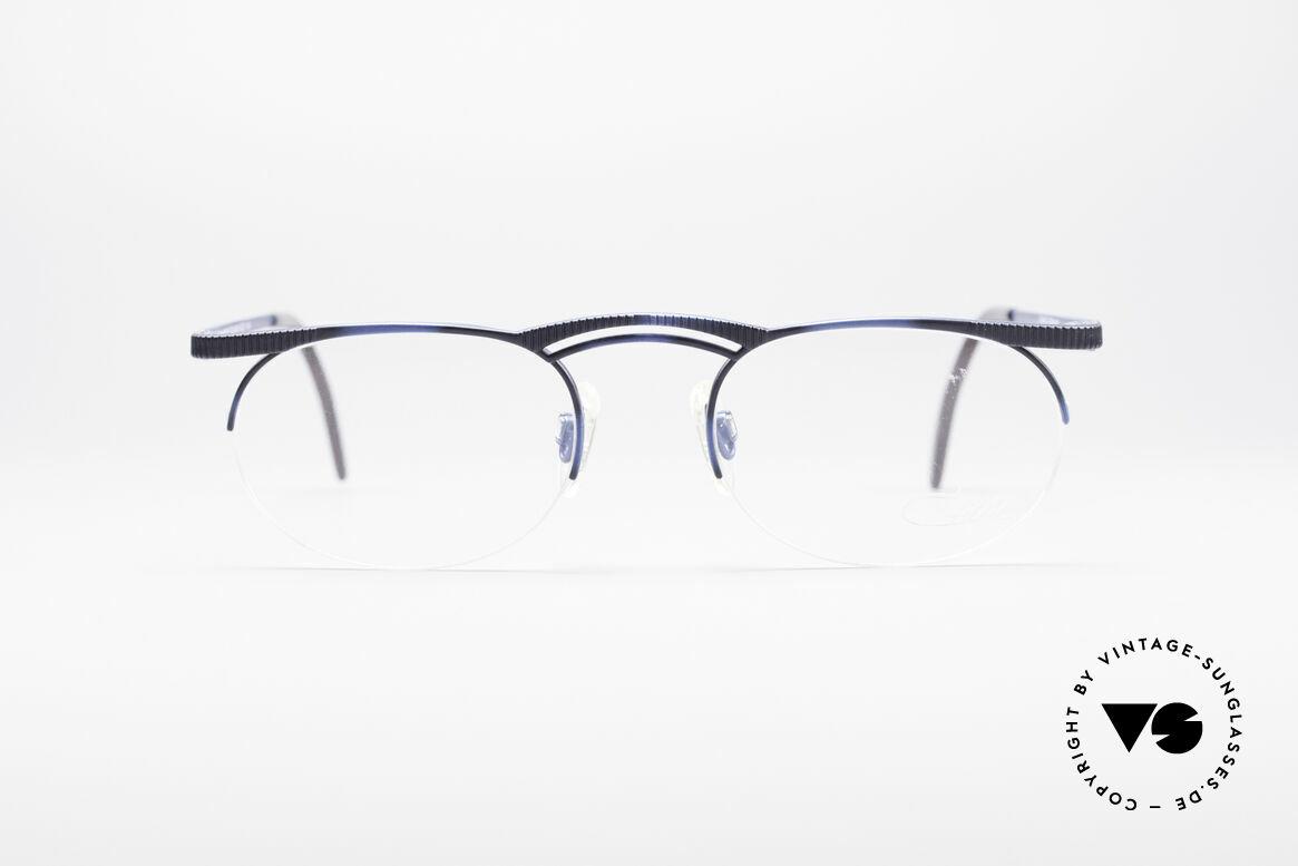 Cazal 755 Echt Vintage No Retro Brille, Designer-Brillenfassung von CAri ZALloni (CAZAL), Passend für Herren