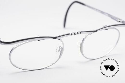 Cazal 771 90er Original KEINE Retrobrille, KEINE Retrobrille, sondern ein Original von 1997, Passend für Herren und Damen