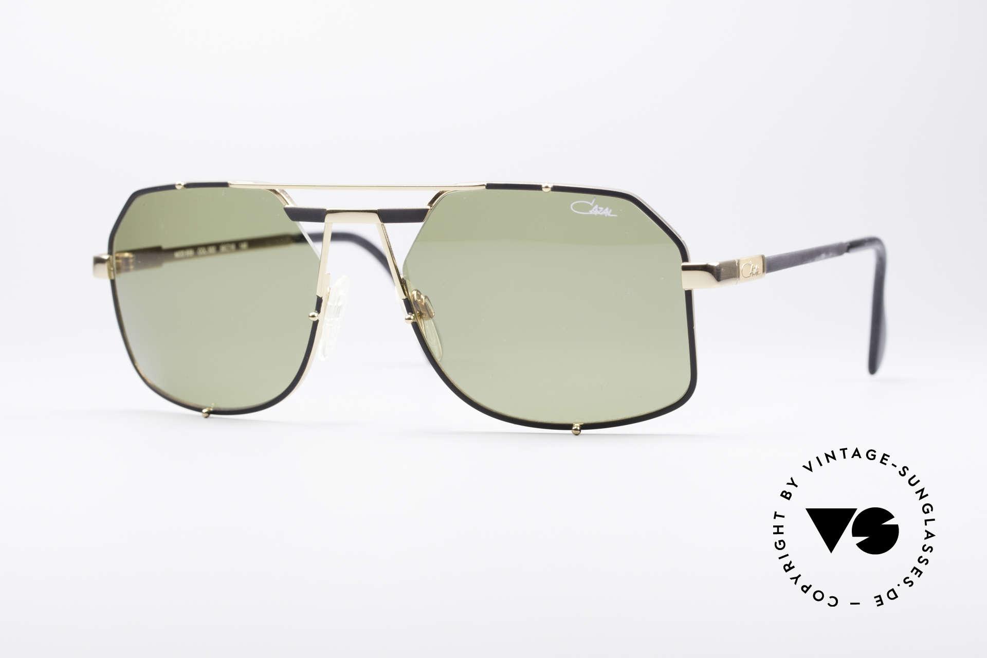 Cazal 959 90er Designer Herrenbrille, sehr elegantes Cazal Designer-Modell von 1993, Passend für Herren