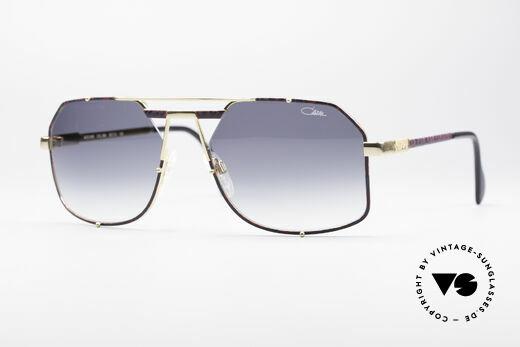 Cazal 959 90er Designer Herrenbrille Details