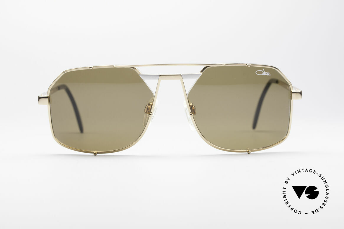 Cazal 959 90er Designer Herrenbrille, unglaublich hohe Qualität & Top-Tragekomfort, Passend für Herren