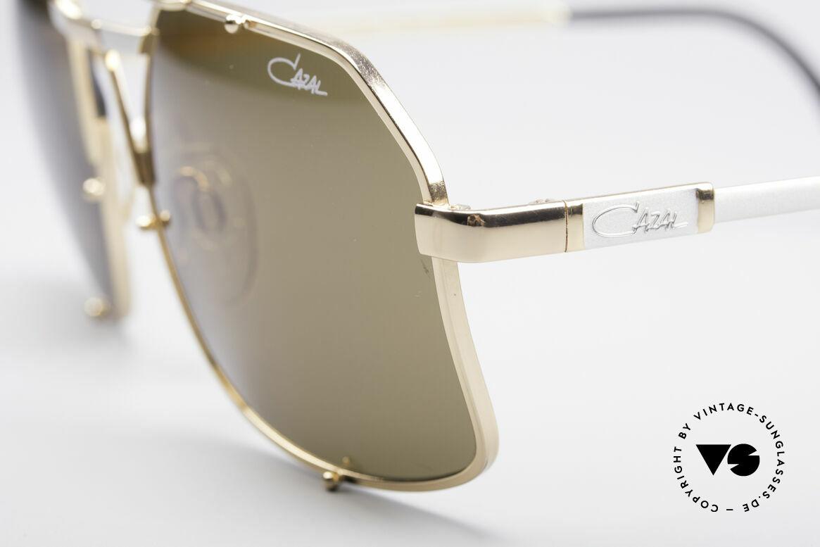 Cazal 959 90er Designer Herrenbrille, mal etwas vollkommen anderes; Einzelstück !!, Passend für Herren
