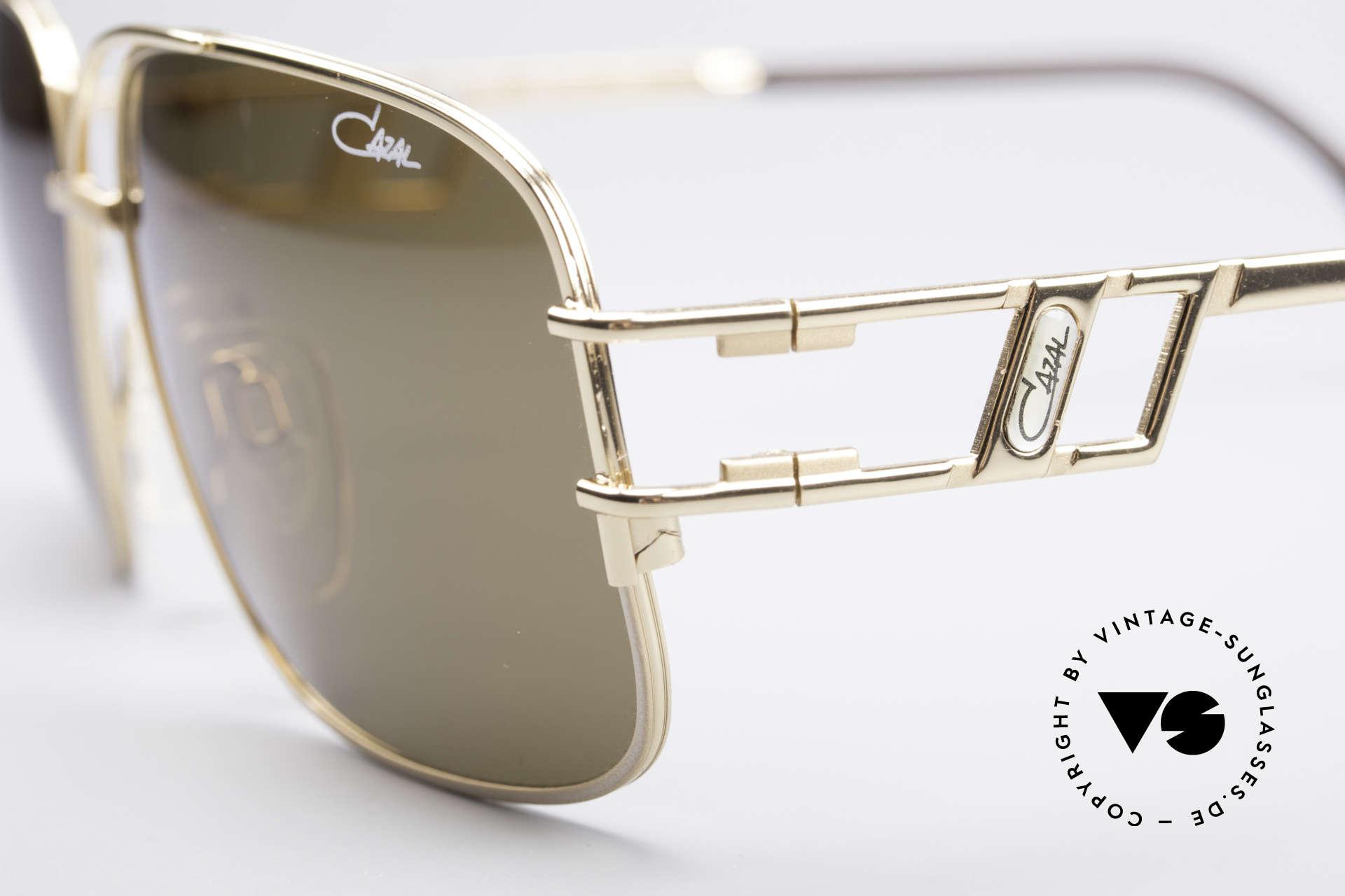 Cazal 971 Super Seltene Designerbrille, orig. Cazal Gläser mit 'UV PROTECTION' Markierung, Passend für Herren