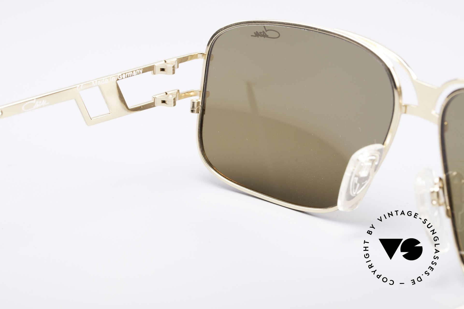 Cazal 971 Super Seltene Designerbrille, KEINE Retrobrille, ein 20 Jahre altes Unikat in Gr. XL, Passend für Herren