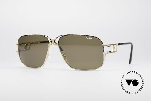 Cazal 971 Super Seltene Designerbrille Details