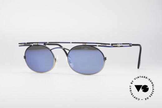 Cazal 761 Vintage 90er Sonnenbrille Details