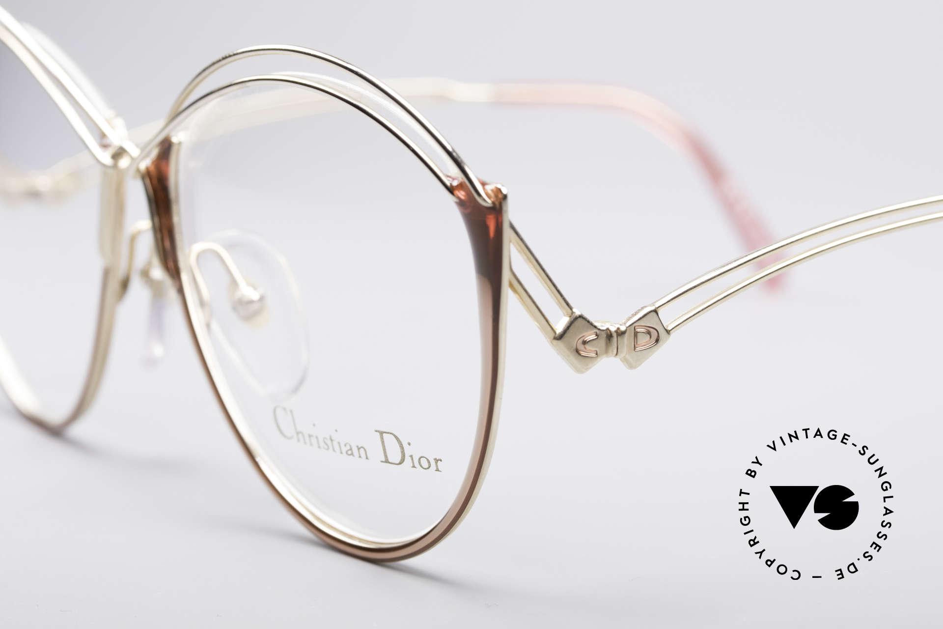 Christian Dior 2535 90er Ladies Brille, ungetragen (wie alle unsere Dior DesignerBrillen), Passend für Damen