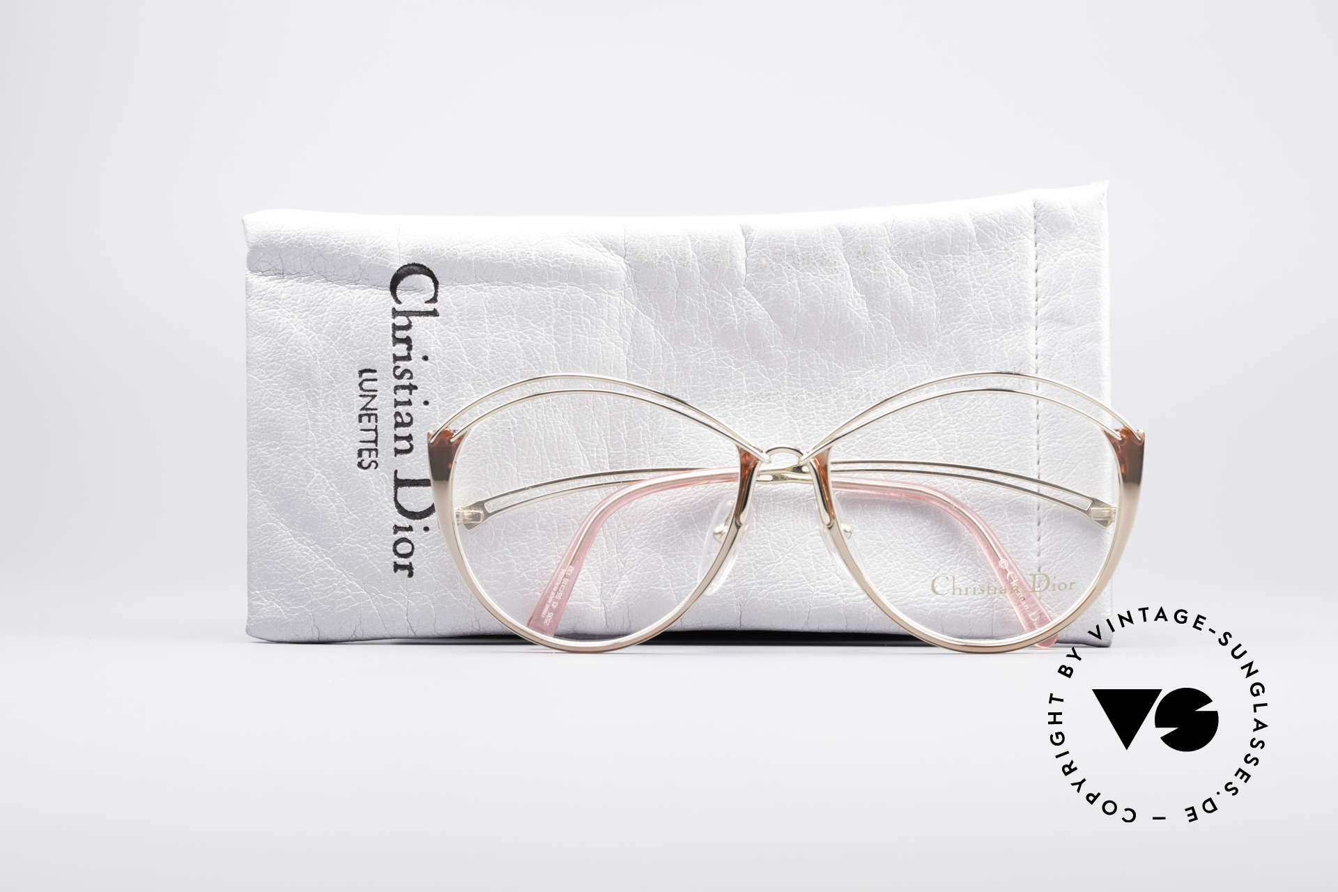 Christian Dior 2535 90er Ladies Brille, Größe: medium, Passend für Damen