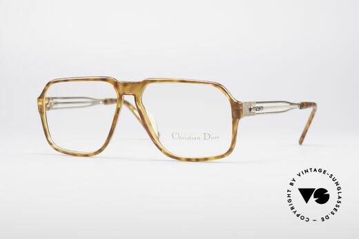 Christian Dior 2584 90er Herrenbrille Details