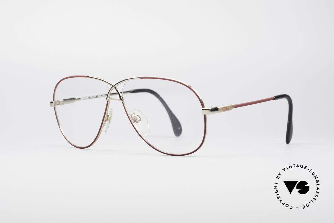 Cazal 728 80er Vintage Pilotenbrille
