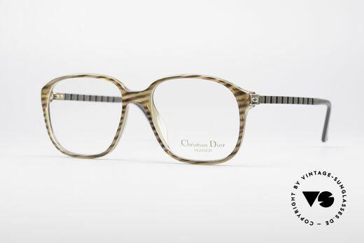 Christian Dior 2454 80er Monsieur Serie Details
