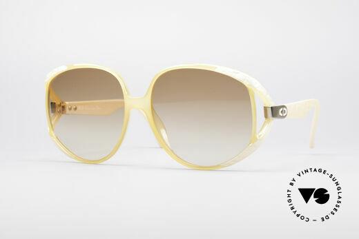 Christian Dior 2320 80er XL Sonnenbrille Details