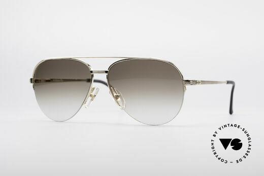Christian Dior 2792 90er Pilotenbrille Details