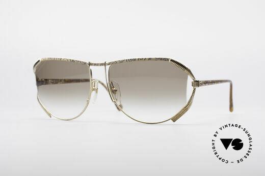 Christian Dior 2609 90er Designerbrille Details