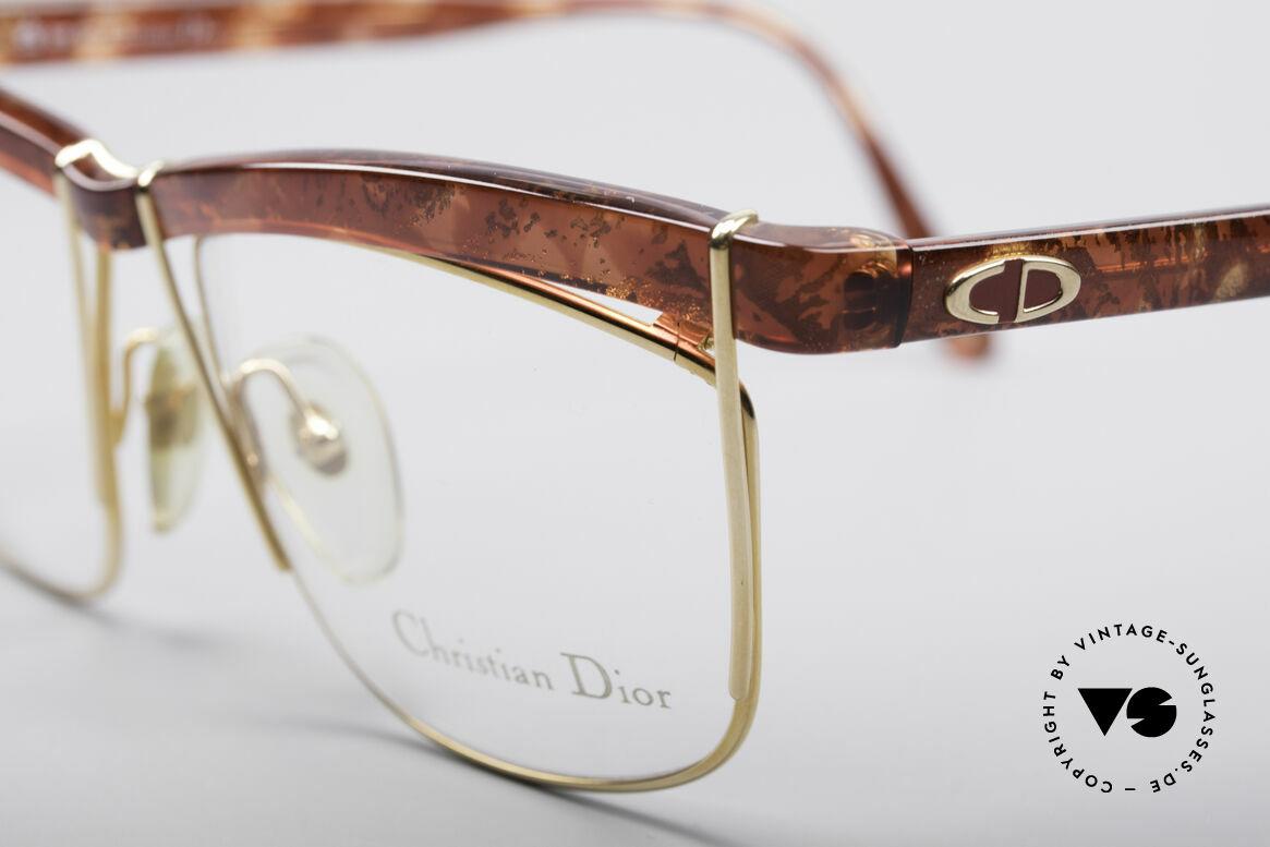 Christian Dior 2552 90er Vintage Brille, ungetragen (wie alle unsere vintage Dior Brillen), Passend für Damen