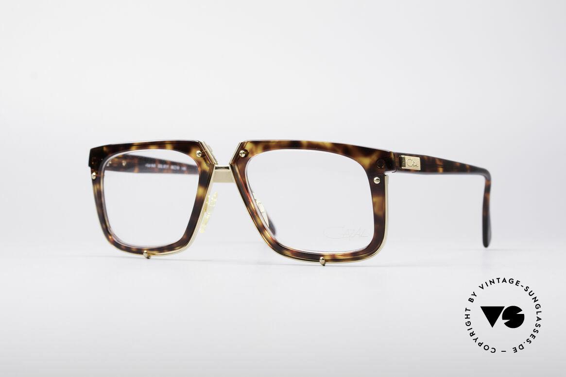 Cazal 643 Big Boi 80er West Germany, berühmte Cazal vintage HipHop-Brille von ca. 1989, Passend für Herren