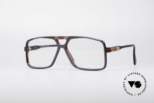 Cazal 637 1980er HipHop Brille Details