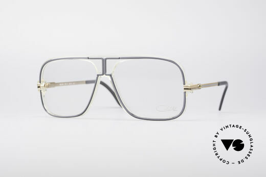 Cazal 628 Old School HipHop Brille Details