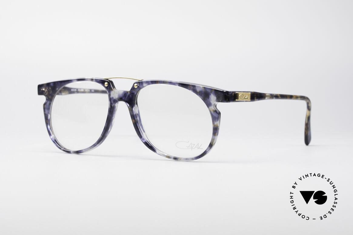 Cazal 645 Außergewöhnliche Vintage Brille, vintage Cazal Designer-Brillenfassung von 1990/91, Passend für Herren