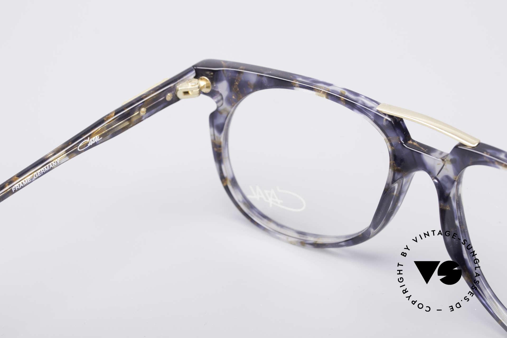 Cazal 645 Außergewöhnliche Vintage Brille, KEINE Retrobrille, sondern ein altes 90er Original!, Passend für Herren