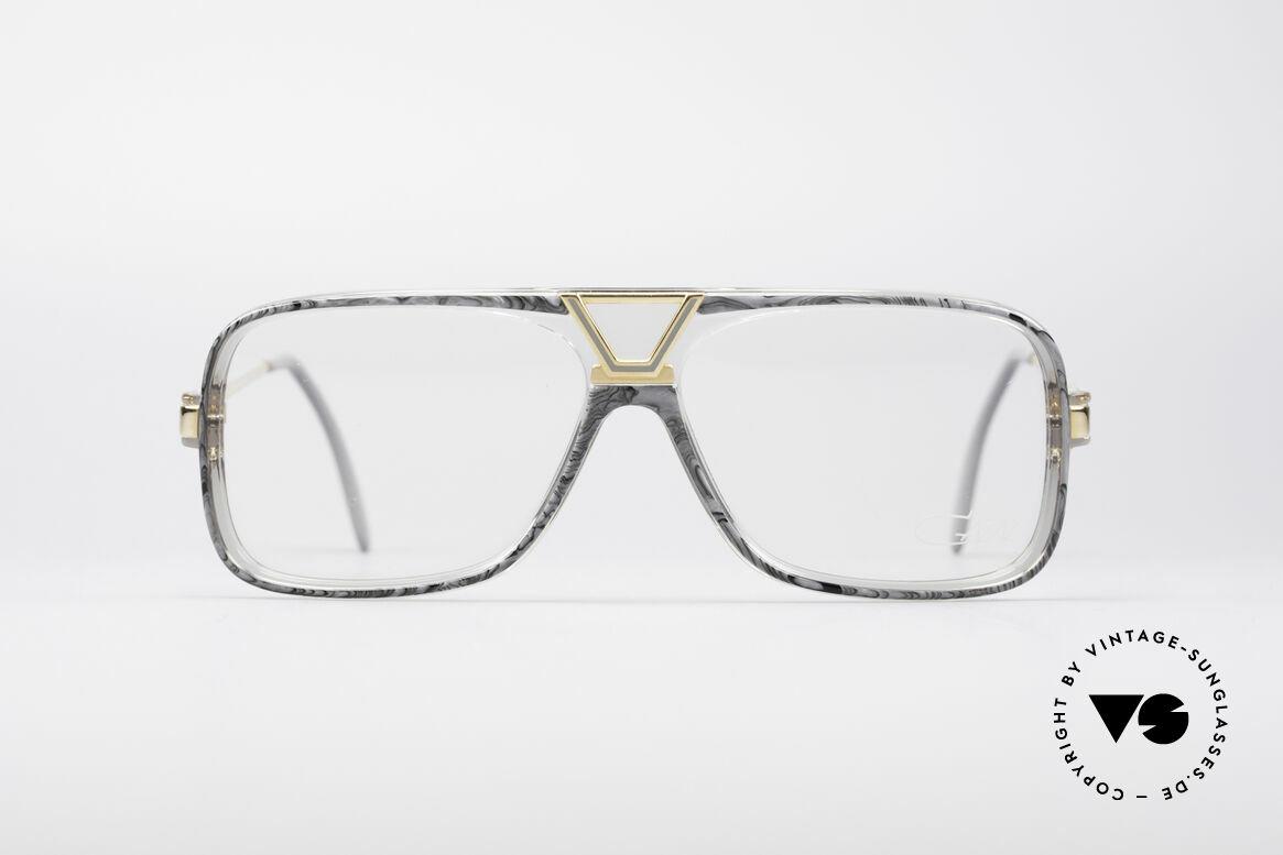 Cazal 635 Jay-Z HipHop Vintage Brille, kultiges Meisterstück von CAri ZALoni (Cazal), Passend für Herren