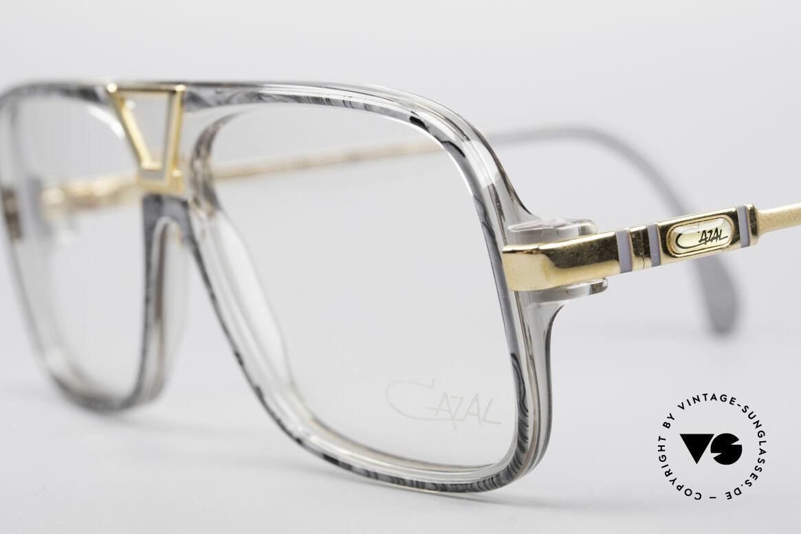 Cazal 635 Jay-Z HipHop Vintage Brille, ungetragen (wie all unsere alten vintage Cazals), Passend für Herren