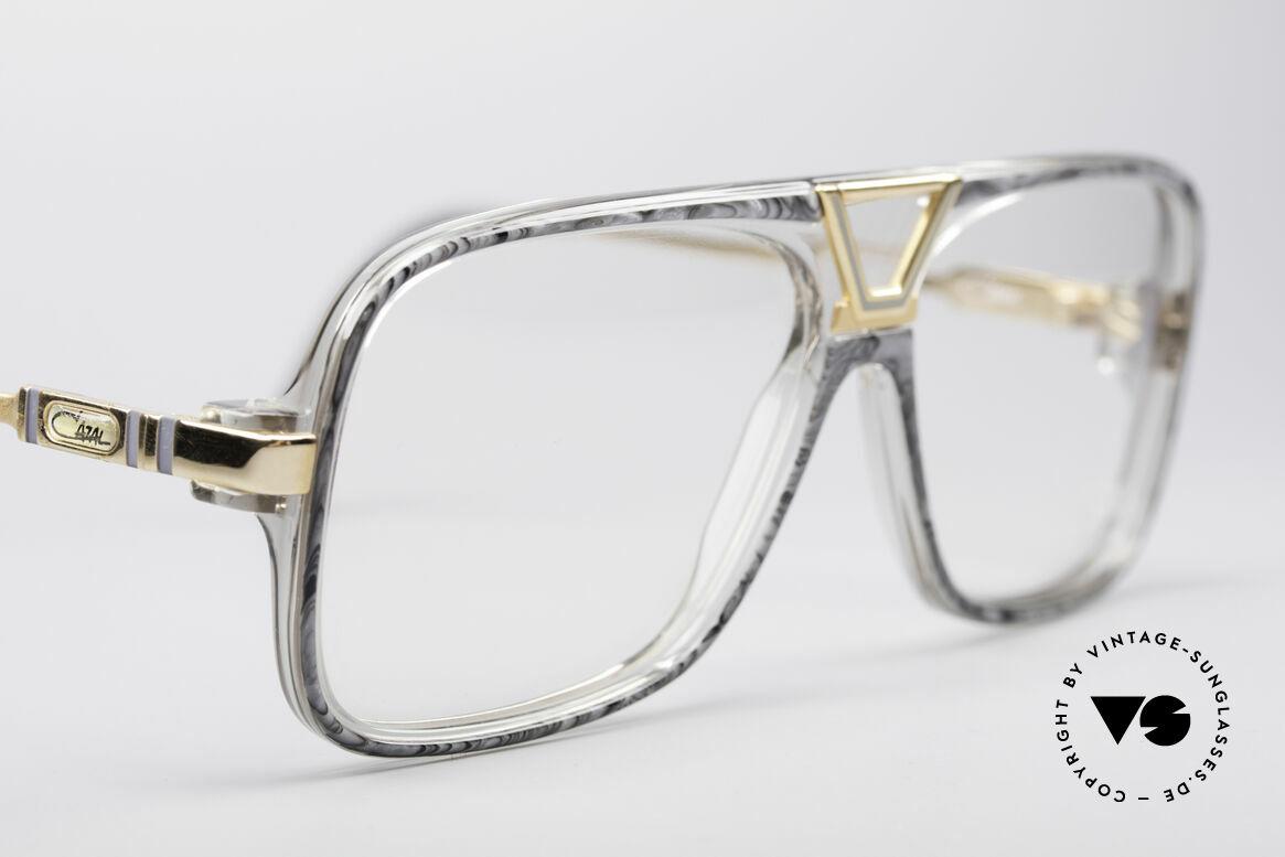 Cazal 635 Jay-Z HipHop Vintage Brille, KEINE Retrobrille, sondern ein seltenes Original, Passend für Herren