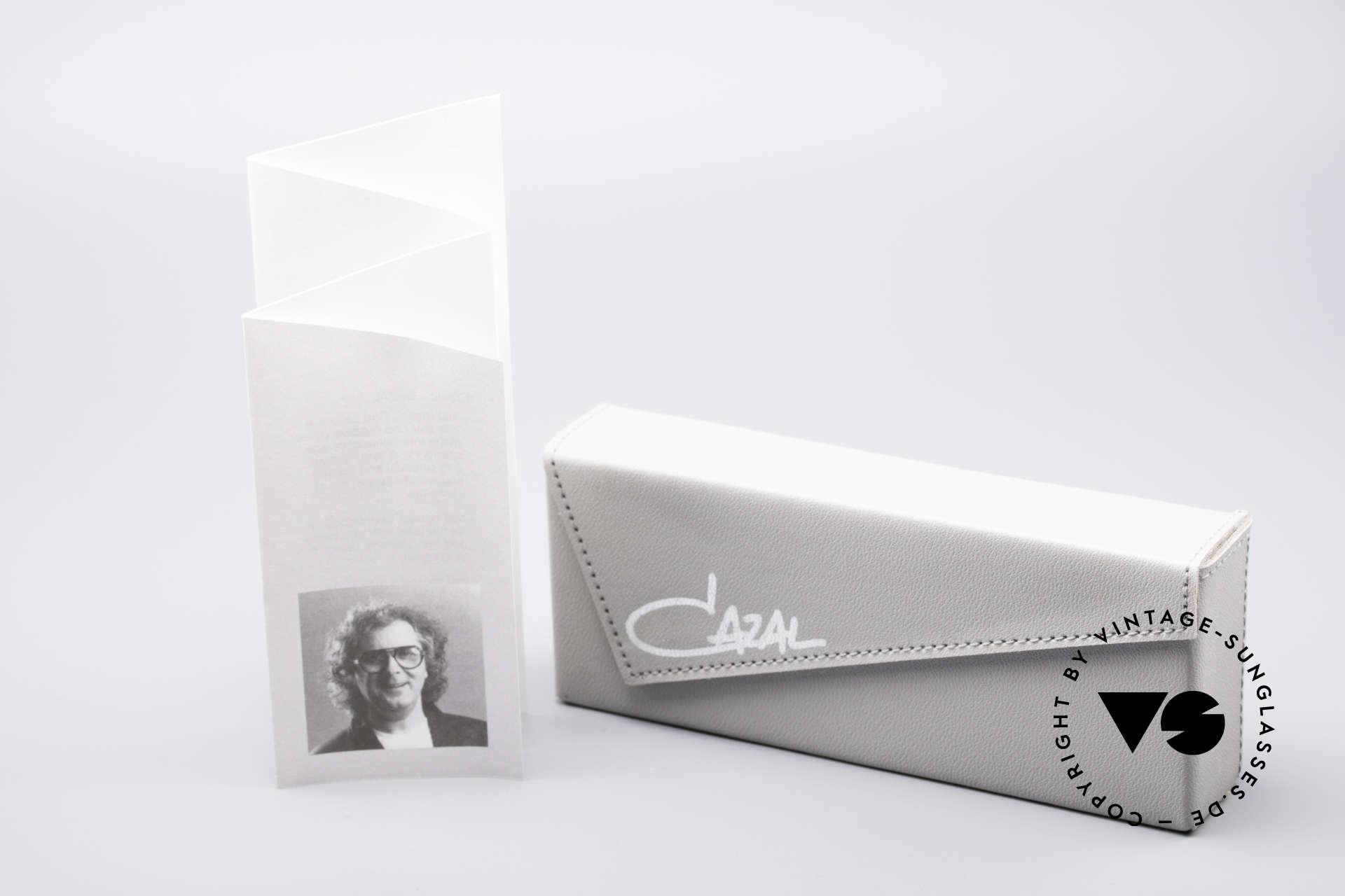 Cazal 635 Jay-Z HipHop Vintage Brille, Größe: medium, Passend für Herren