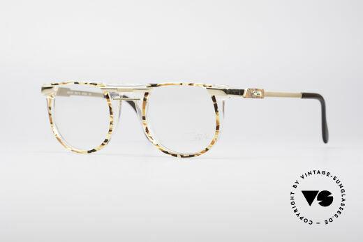 Cazal 647 90er Vintage Designerbrille Details