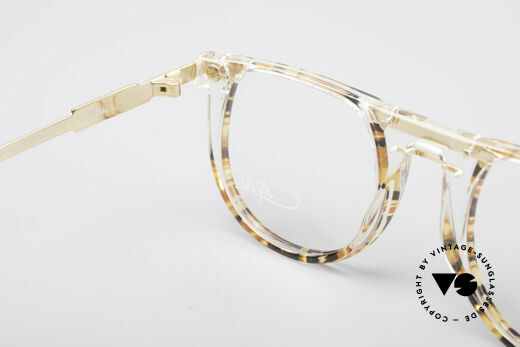 Cazal 647 90er Vintage Designerbrille, ungetragen (wie alle unsere vintage CAZAL Brillen), Passend für Herren und Damen