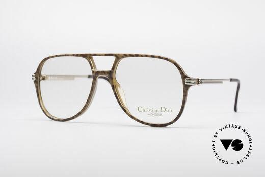 Christian Dior 2301 80er Optyl Brille Monsieur Details
