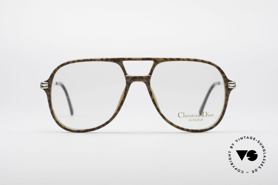 Christian Dior 2301 80er Optyl Brille Monsieur, absolute Top-Qualität (hergestellt in Österreich), Passend für Herren