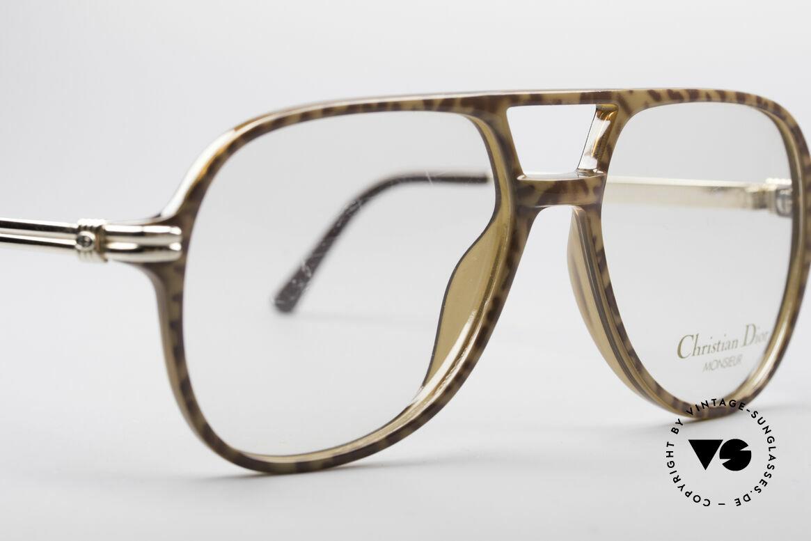 Christian Dior 2301 80er Optyl Brille Monsieur, ungetragen (wie all unsere vintage Dior Originale), Passend für Herren