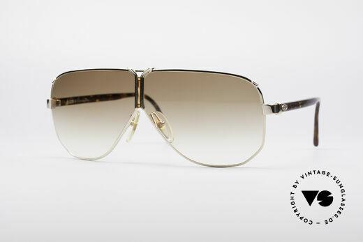 Christian Dior 2502 90er Sonnenbrille Details