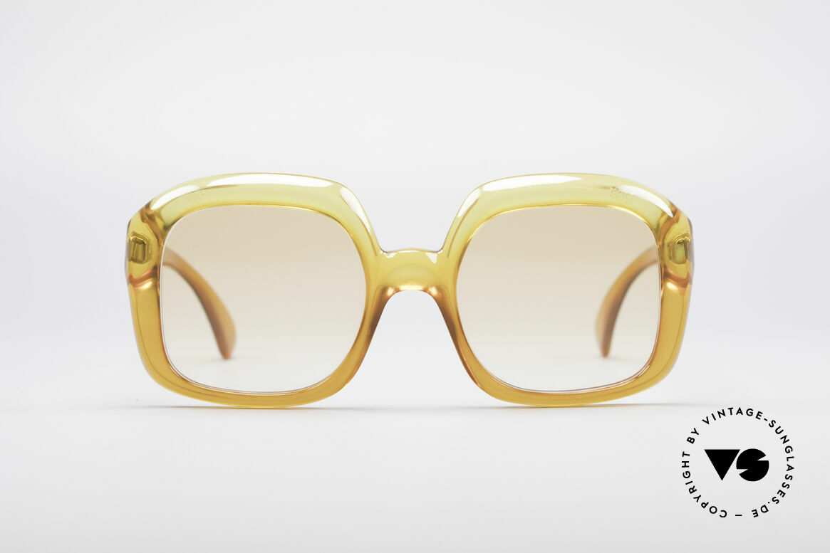 Christian Dior 1206 70er Vintage Brille