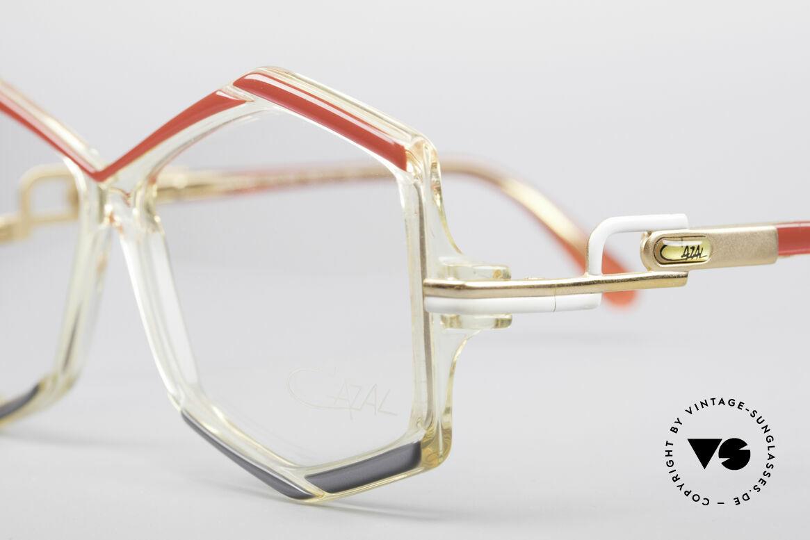 Cazal 180 80er Designerbrille, ungetragen (wie alle unsere vintage Cazal Brillen), Passend für Damen