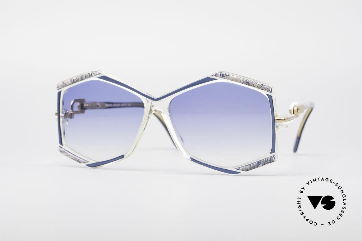 Cazal 180 80er Designerbrille