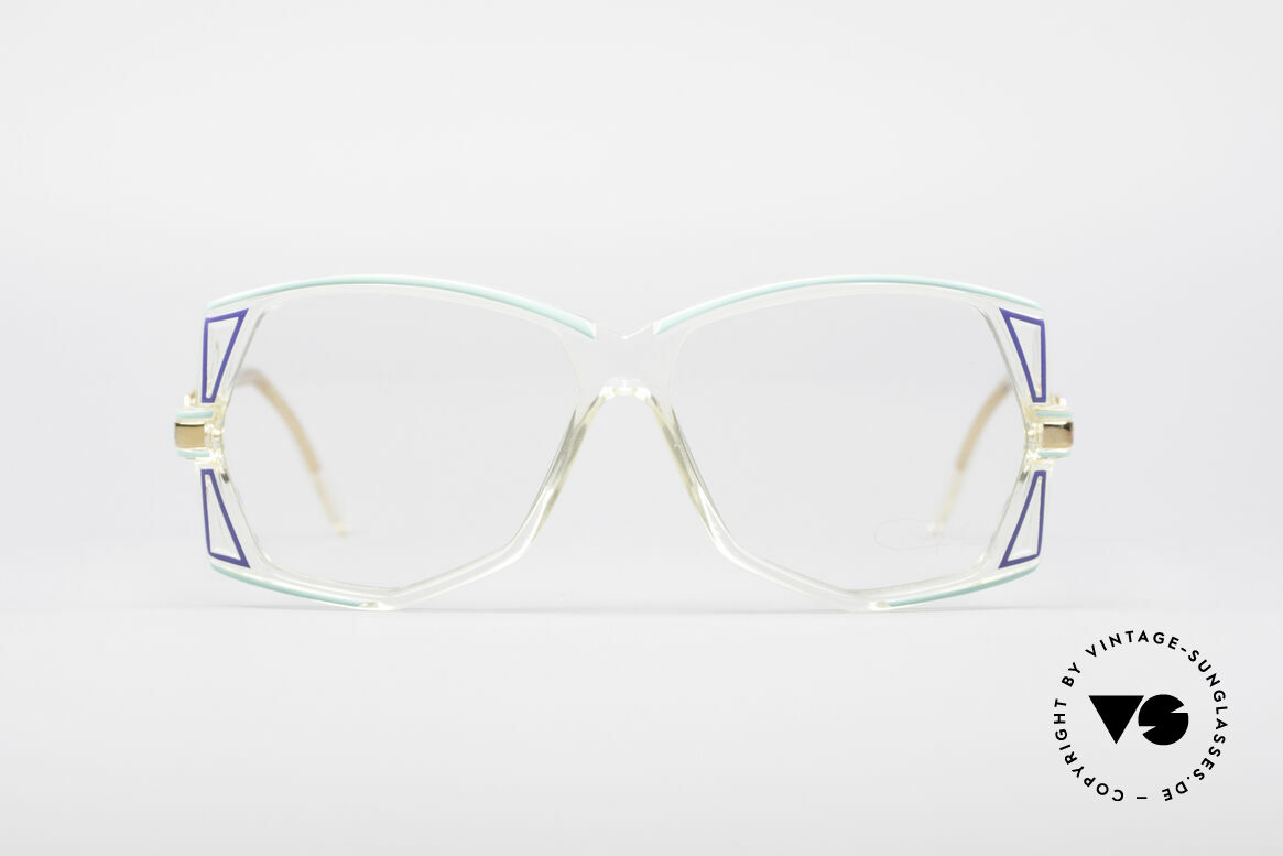 Cazal 172 Kristallklare 80er Brille