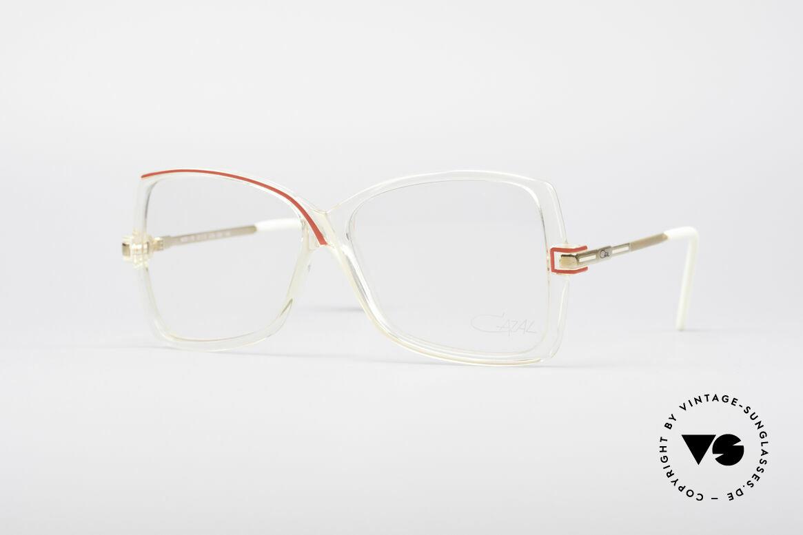 Cazal 175 Echt 80er Vintage Brille