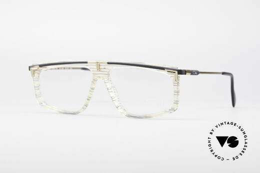 Cazal 190 Old School Hip Hop Brille Details