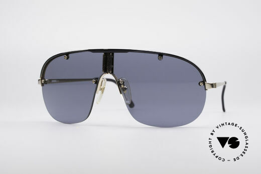 Dunhill 6102 90er Herren Sonnenbrille Details