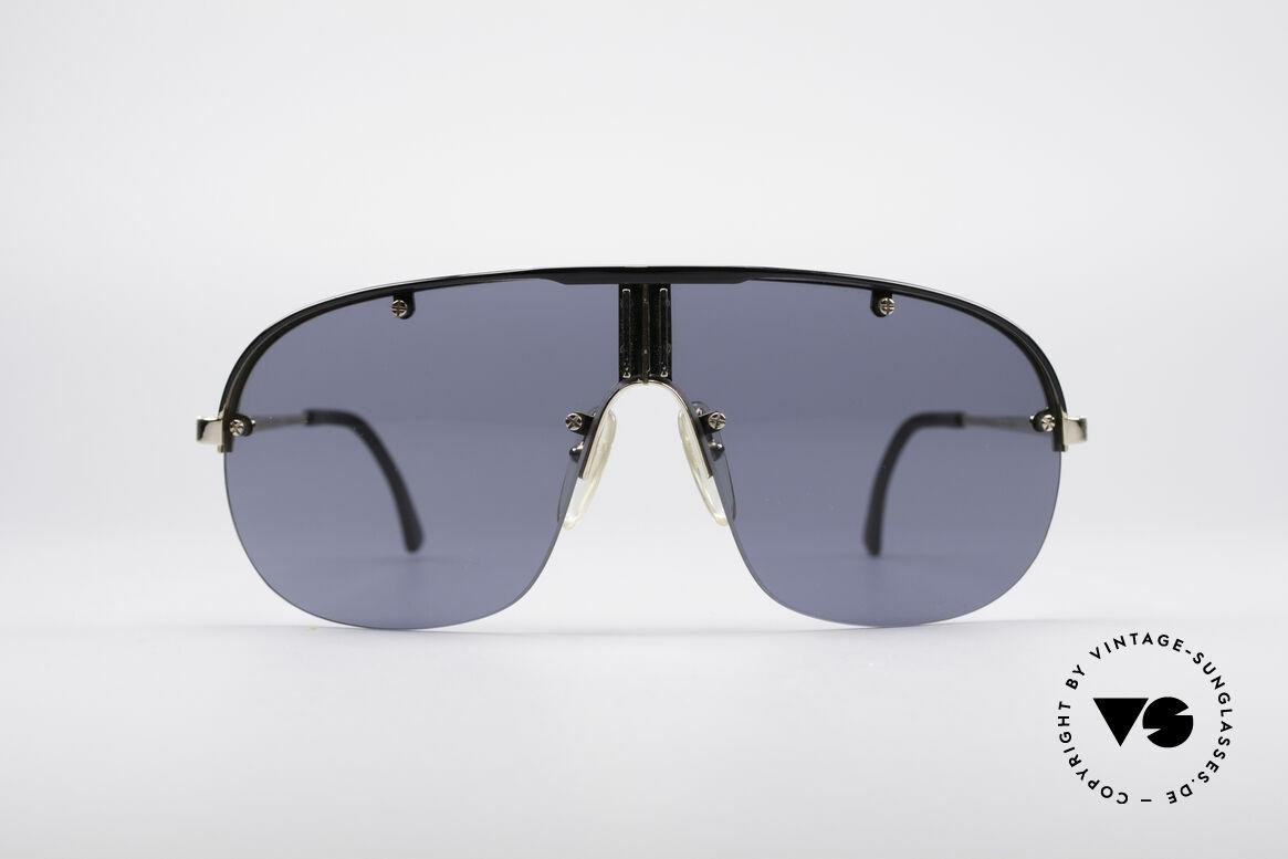 Dunhill 6102 90er Herren Sonnenbrille, das meistgesuchte vintage Dunhill Modell von 1990, Passend für Herren
