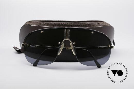 Dunhill 6102 90er Herren Sonnenbrille, ungetragenes Unikat und ein wahres Sammlerstück, Passend für Herren
