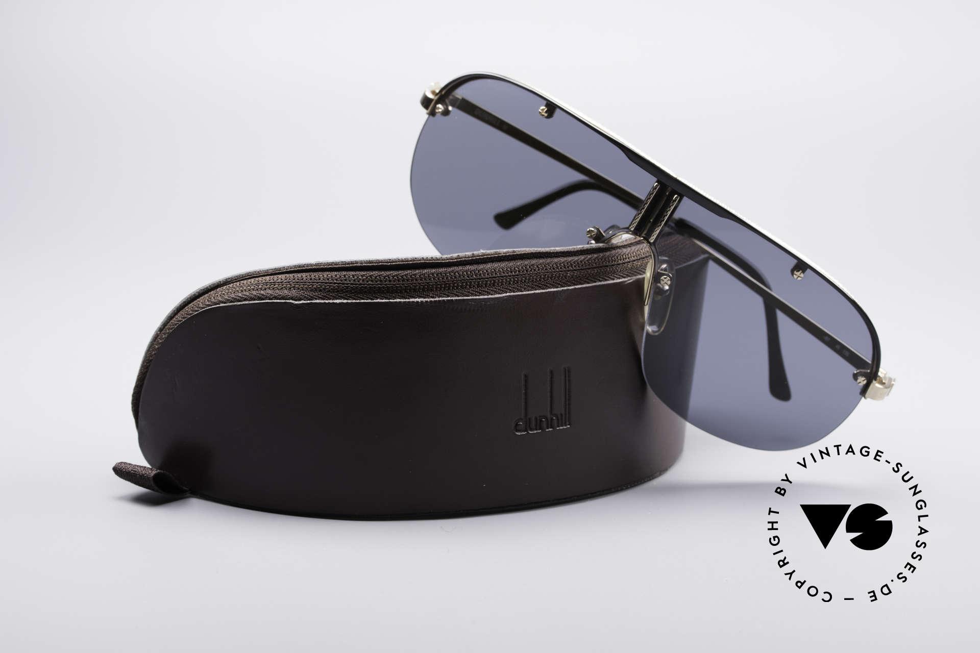 Dunhill 6102 90er Herren Sonnenbrille, KEINE Retrosonnenbrille; ein 29 Jahre altes Original, Passend für Herren