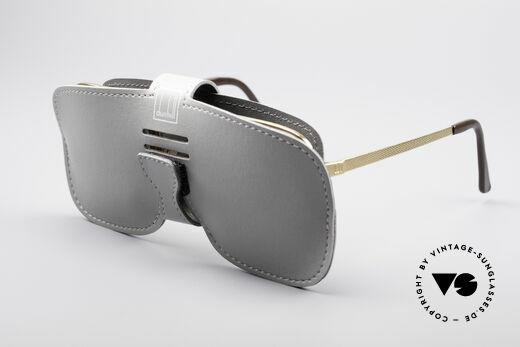 Dunhill 6073 Vergoldete 80er Brille