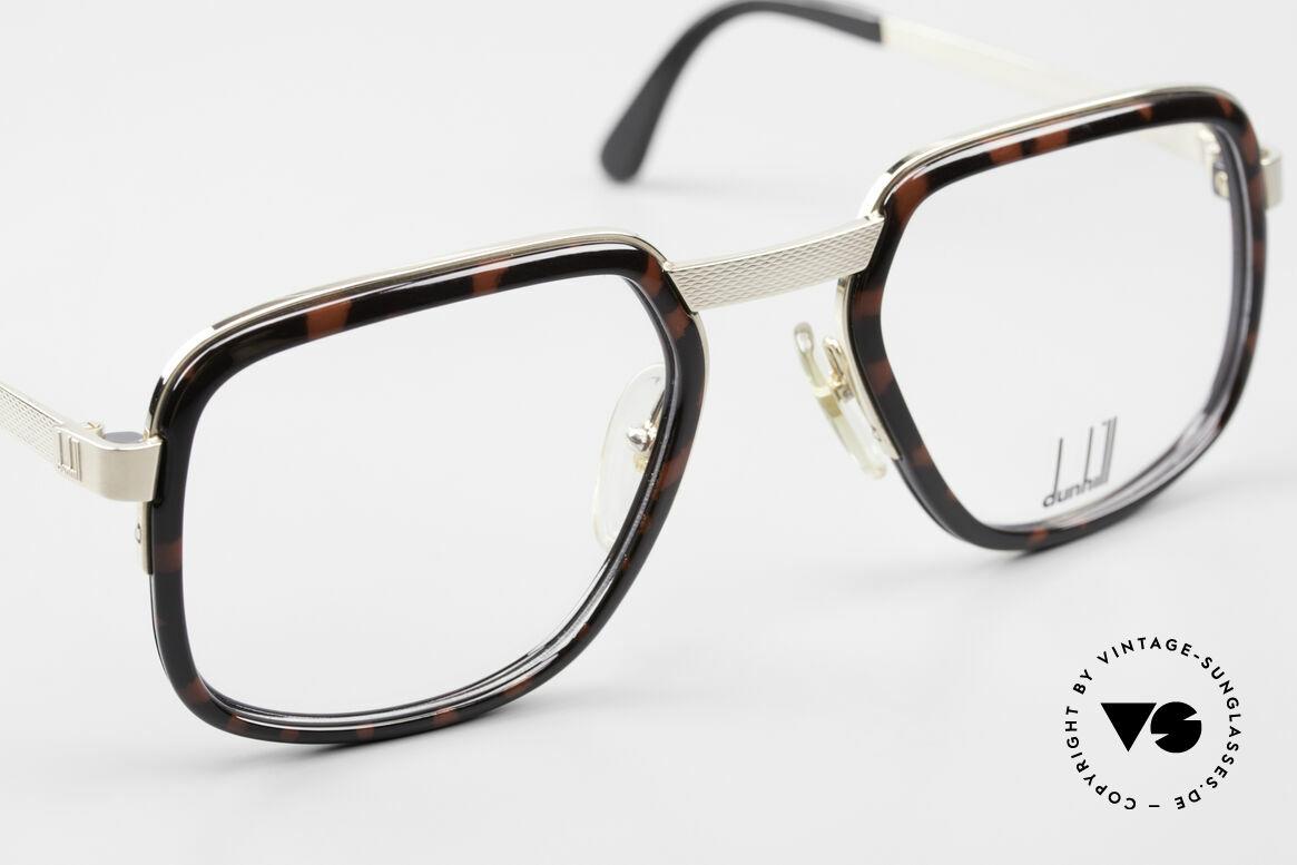 Dunhill 6073 Vergoldete 80er Herrenbrille, ungetragen (wie alle unsere A. Dunhill Herren-Brillen), Passend für Herren