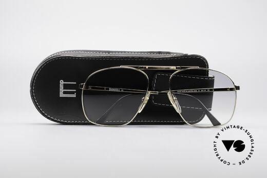 Dunhill 6046 80er Luxus Sonnenbrille, ungetragen (wie alle unsere vintage Luxus-Sonnenbrillen), Passend für Herren