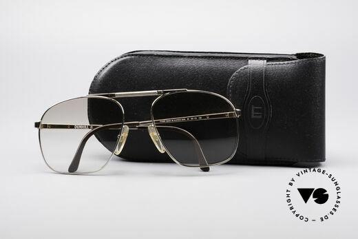 Dunhill 6046 80er Luxus Herrenbrille, KEINE retro Pilotensonnenbrille, sondern echt 80er Jahre!, Passend für Herren